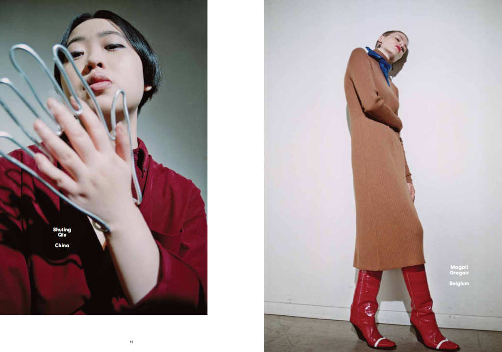 Peace & Love - UNIQLO unites photographer  Bruna Kazinoti with the Fashion Department's students and their accessories