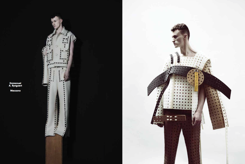 Master Class - Presenting the Master students' graduate collections by  Ronald Stoops