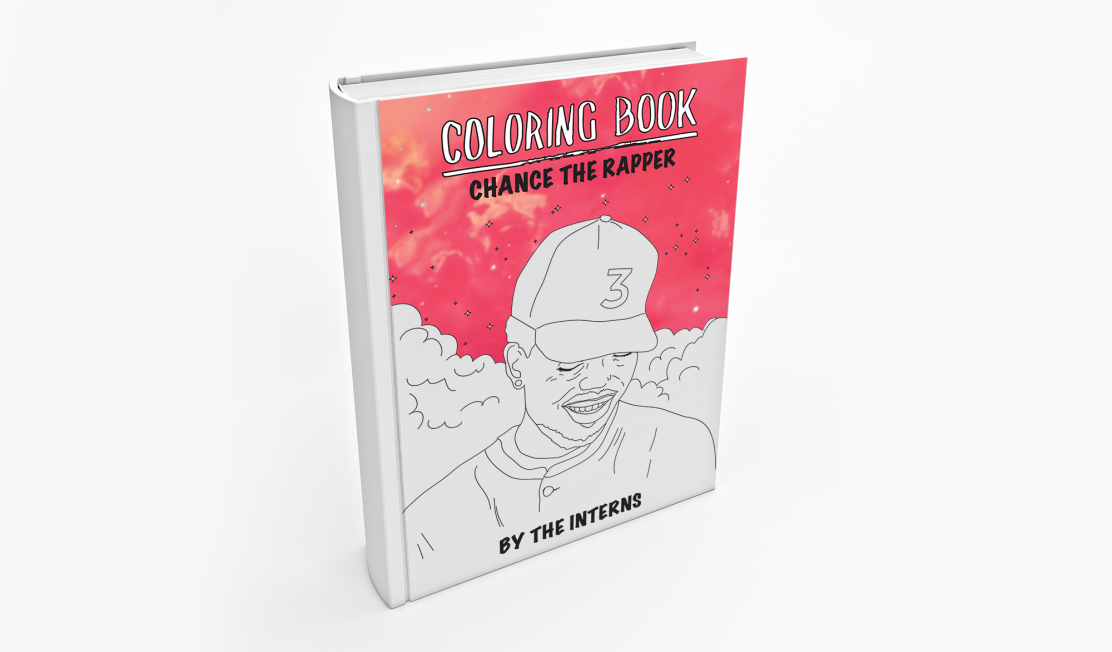 Download A Free Chance The Rapper Colouring Book Knotoryus