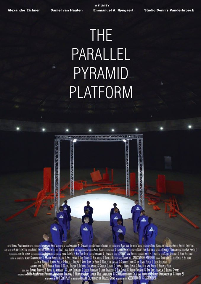the parallel pyramid platform poster