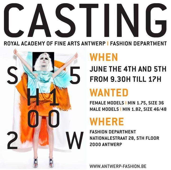 Show2015_AntwerpFashionAcademy_Casting