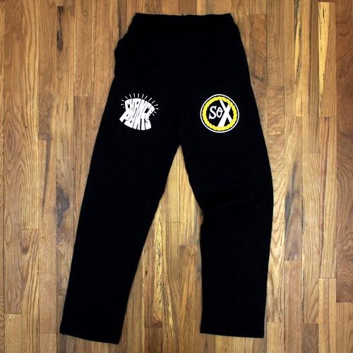 chance the rapper pants black