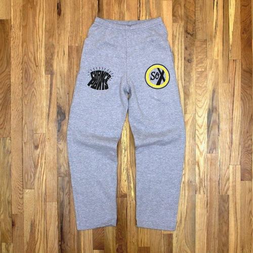 chance the rapper pants grey