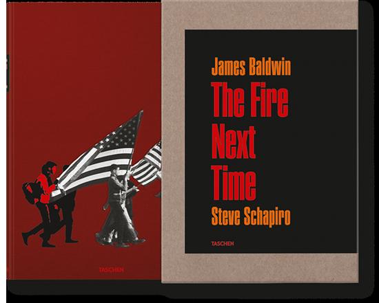 James Baldwin The Fire Next Time Steve Schapiro Taschen 2