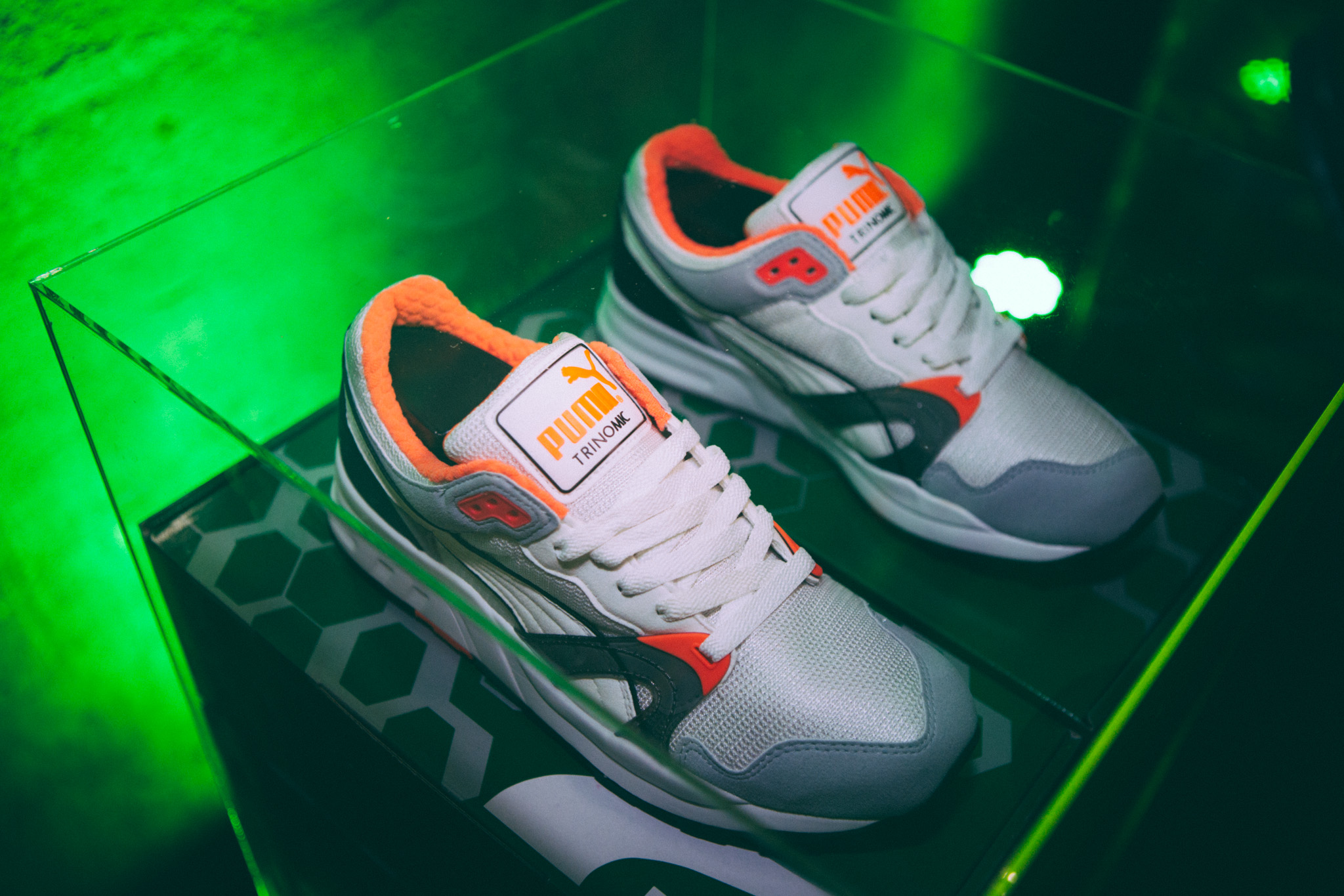 Puma Trinomic Launch