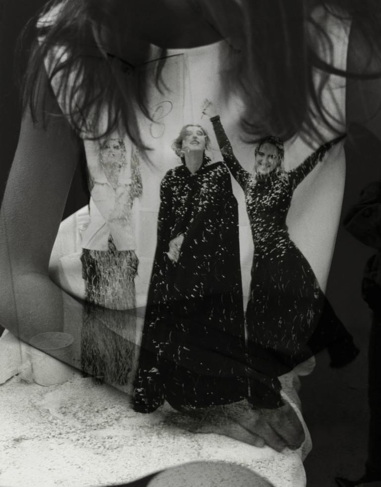 Hermès SS01 – photo: Alexia Silvagni / Maison Maison Martin Margiela AW91 – photo: Ronald Stoops – graphic: design Jelle Jespers