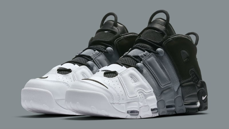 Nike Air More Uptempo (Belgian drop on August 12)