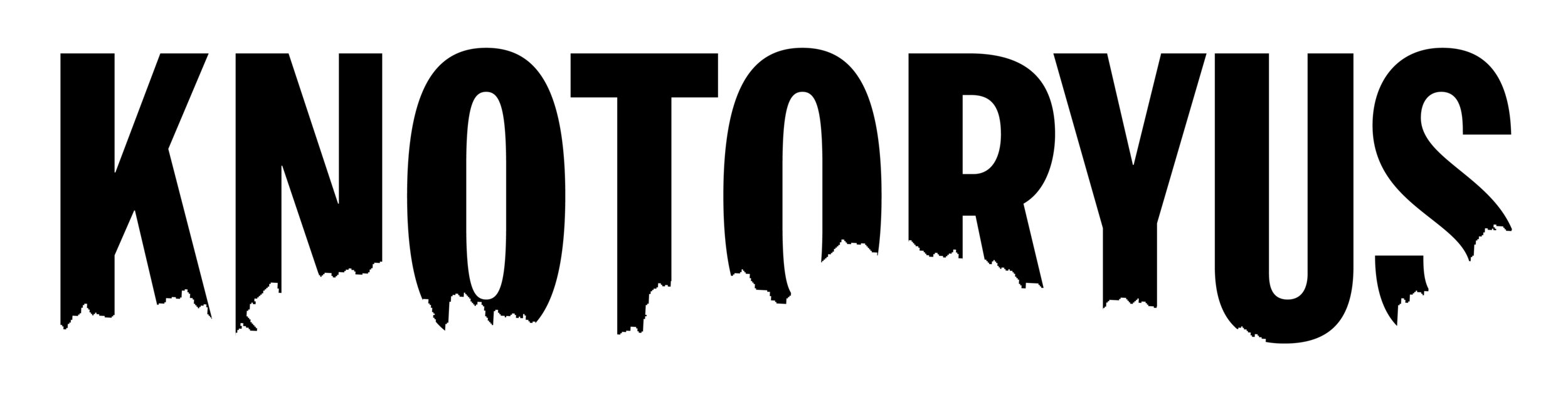 © 2017 KNOTORYUS logo by Paul Boudens