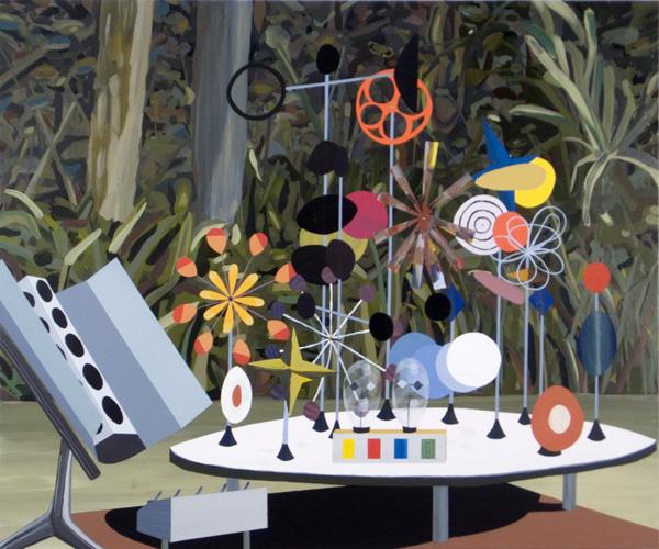 """""""Solar Do Nothing Machine"""" (2007)"""