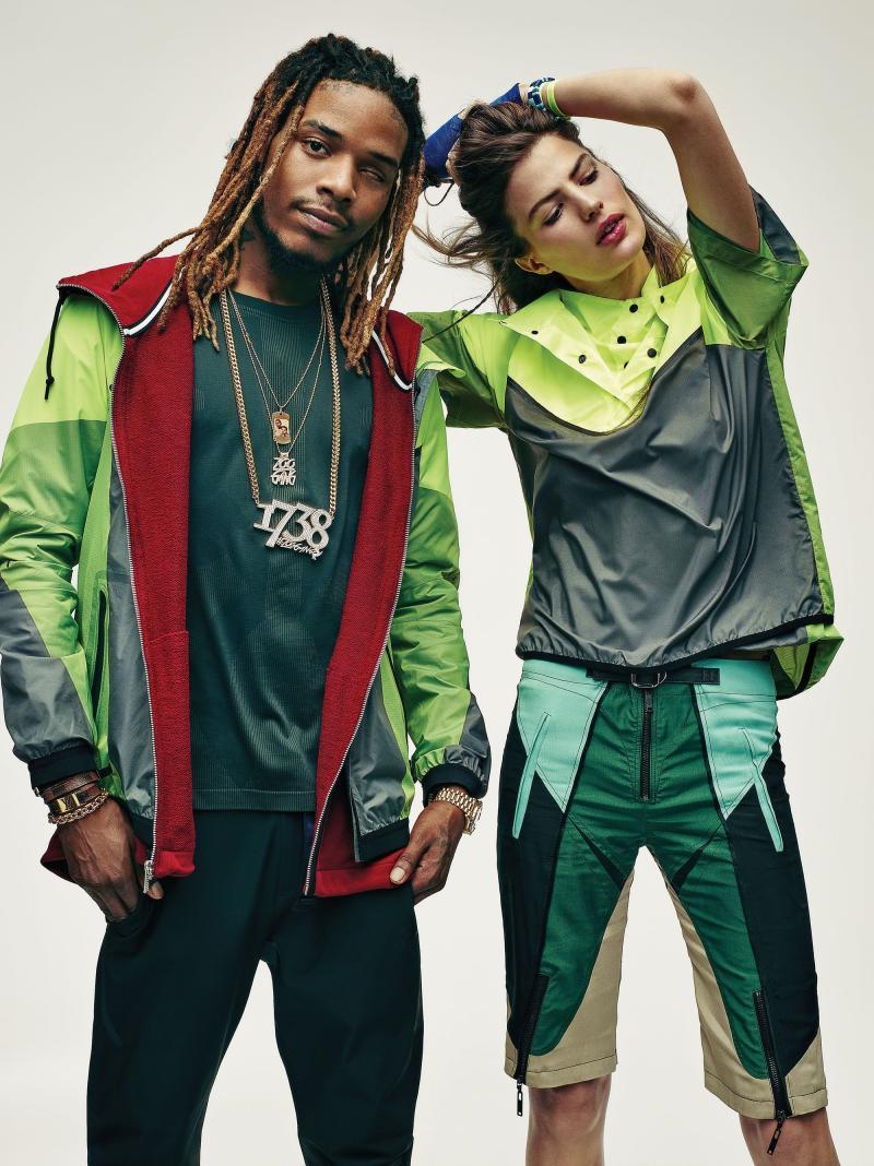 Louis Vuitton x NikeLab (image: Vogue)