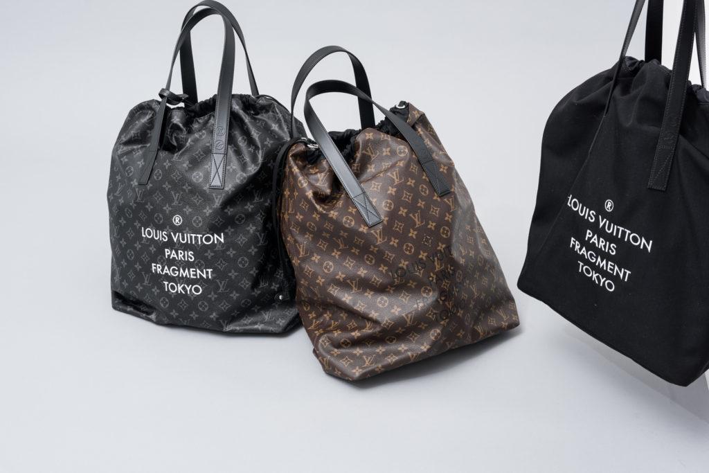 Louis Vuitton x fragment (image: Highsnobiety)