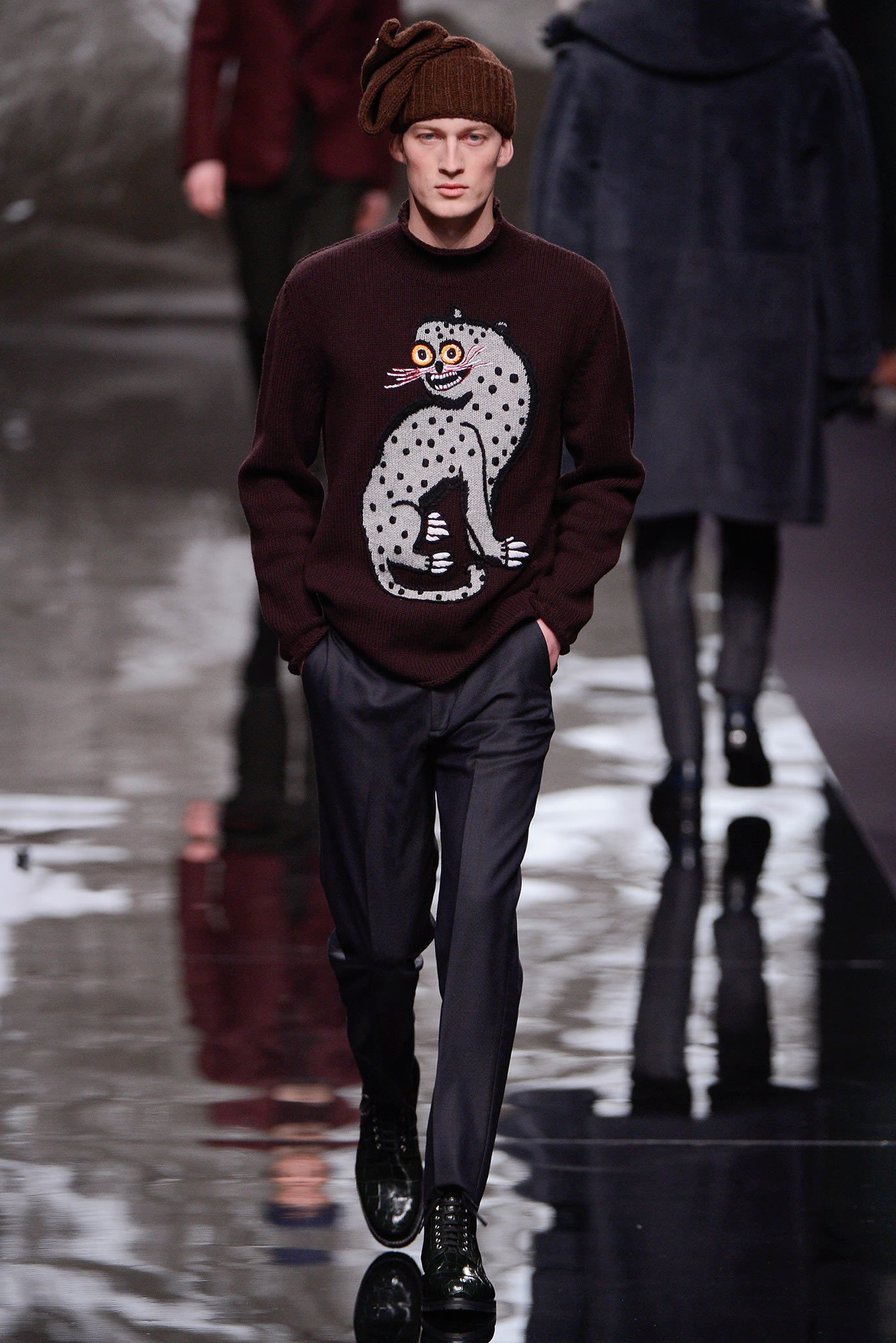 AW14 (featuring Chapman Brothers design)