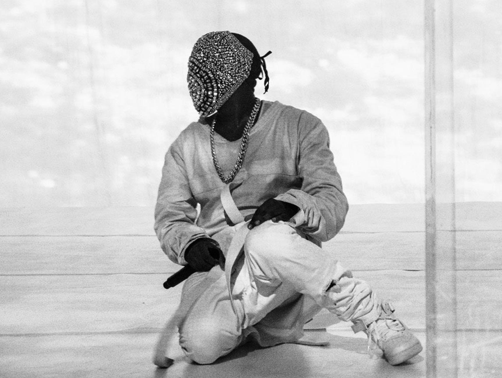 Kanye West 'YEEZUS' tour (2013) creative direction: Virgil Abloh & Donda