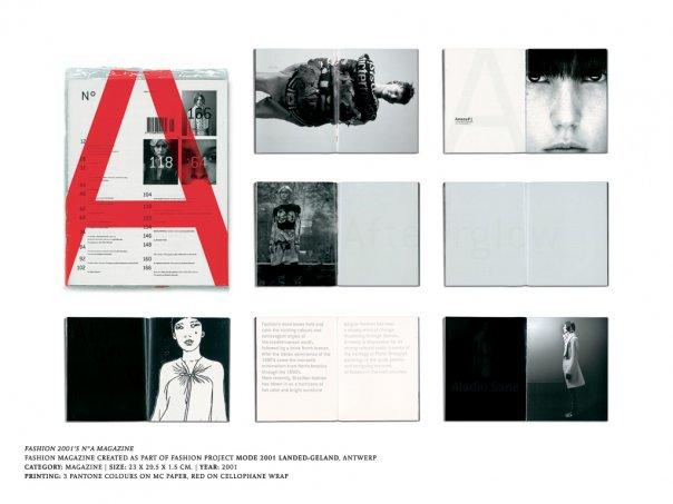 2001 Paul Boudens - N° A Magazine