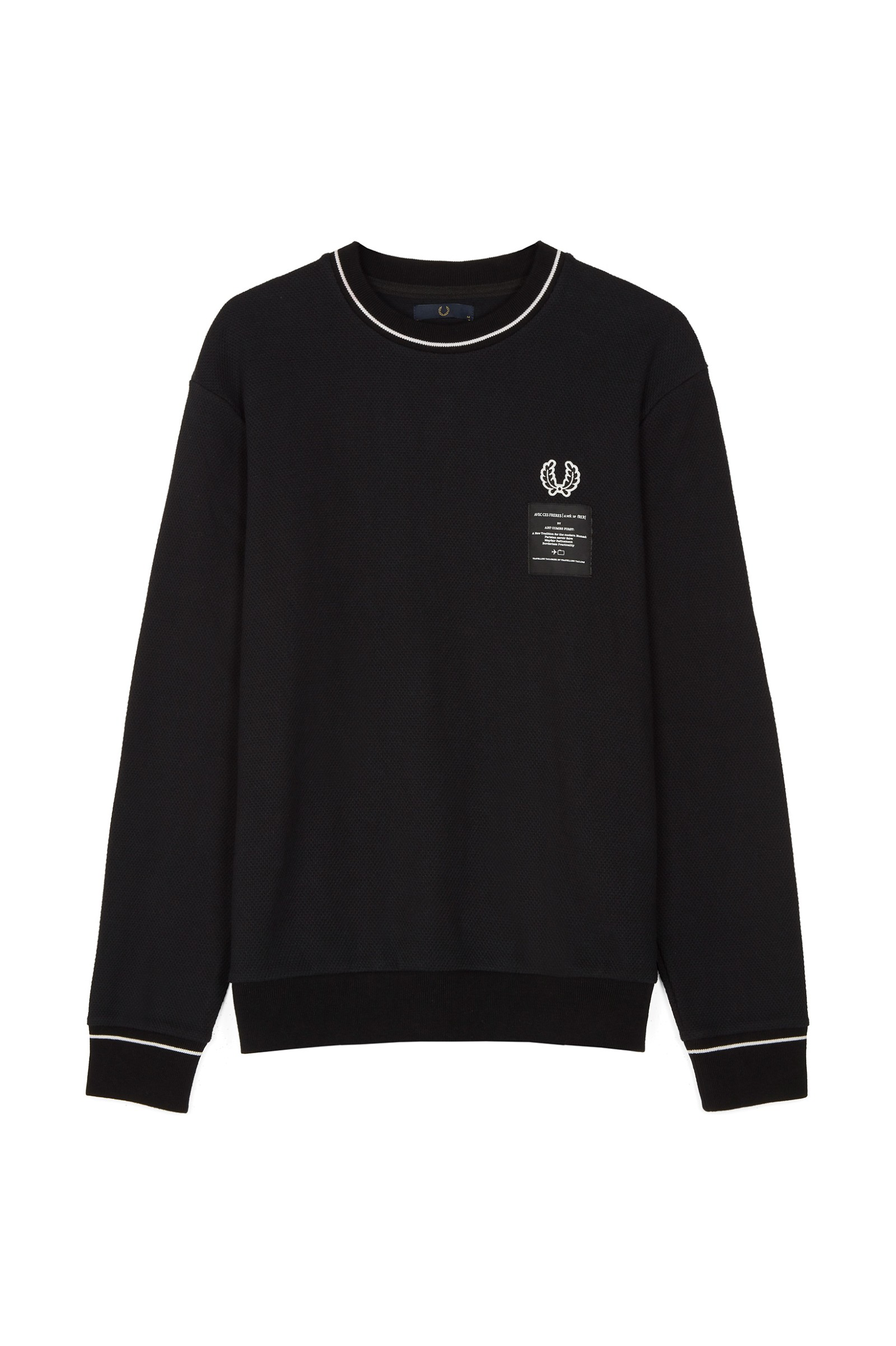 Art Comes First Fred Perry AW18 12.JPG