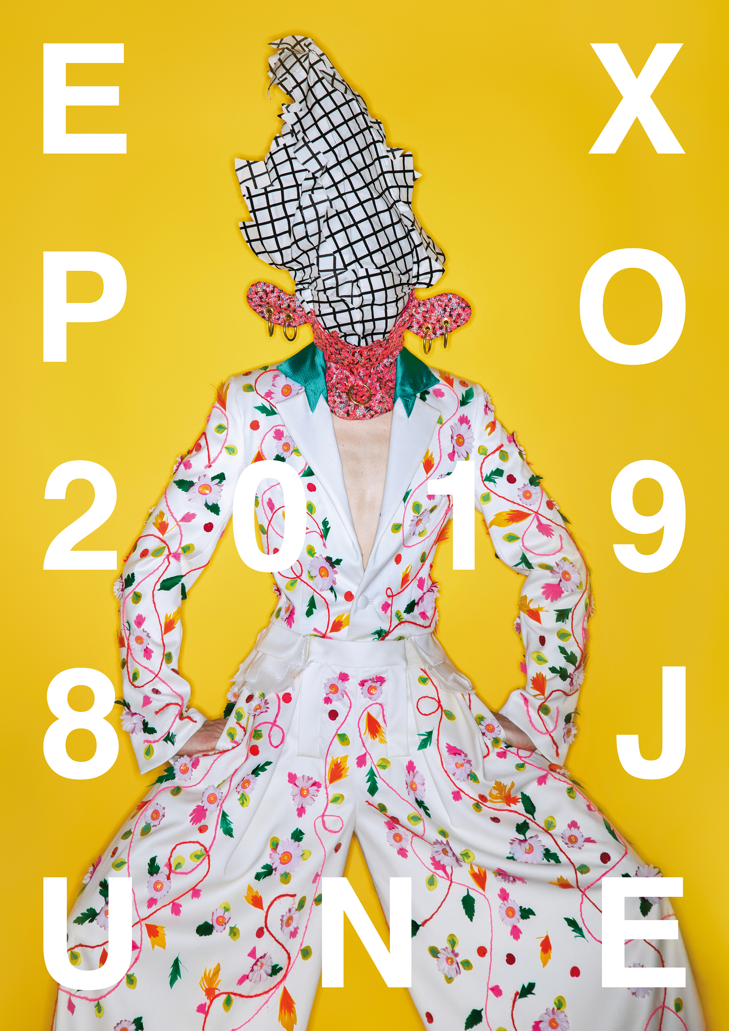 Image - Production: Walter Van Beirendonck & Dirk Van Saene, Photography: Ronald Stoops, Outfit: Brandon Wen, Model: Fabian Leinweber, Photo assistance: Stef & Sander, Graphic design: Paul Boudens