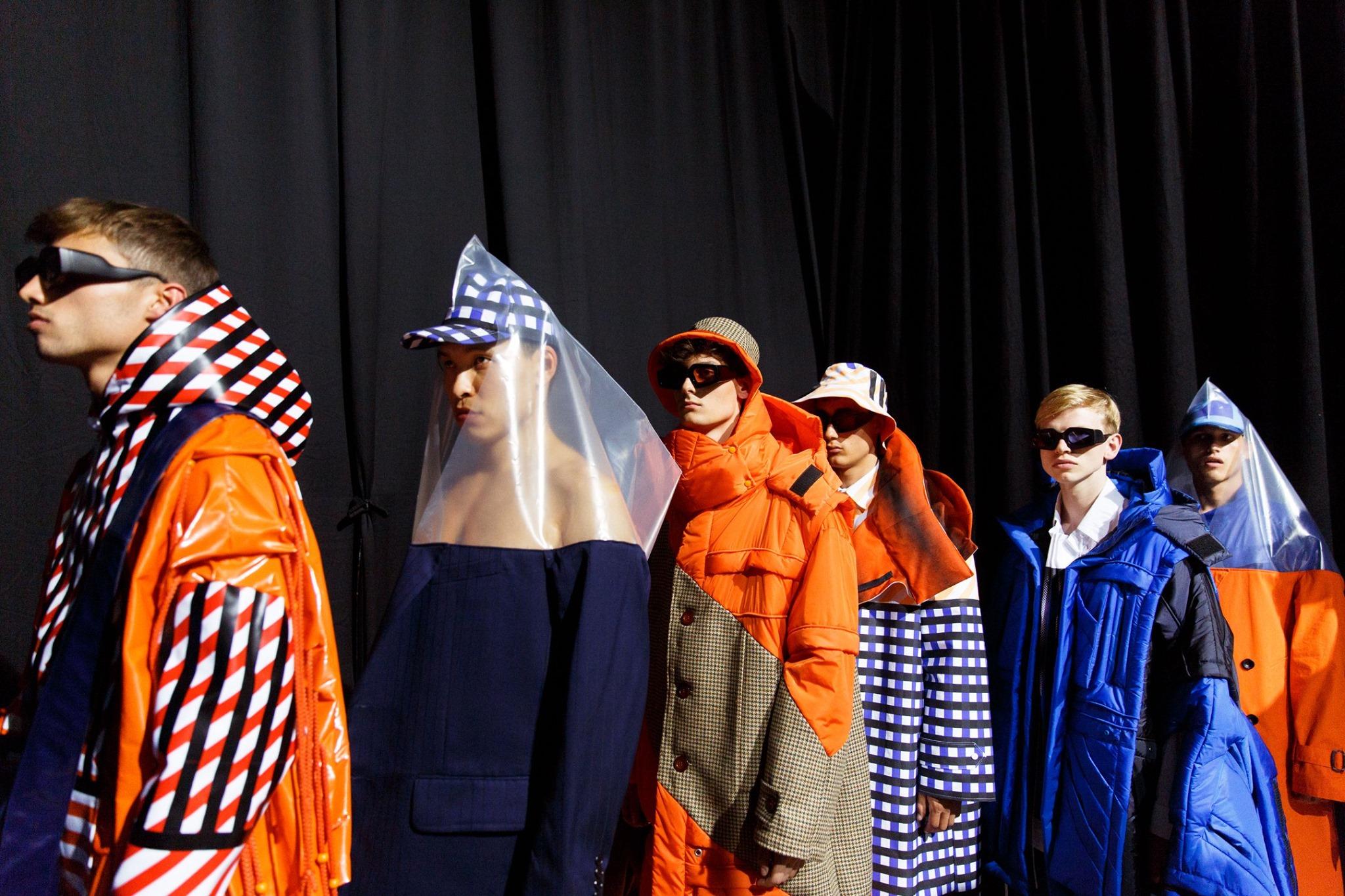 Master Nick Haemels / (c) Maarten De Laet for Antwerp Fashion Department