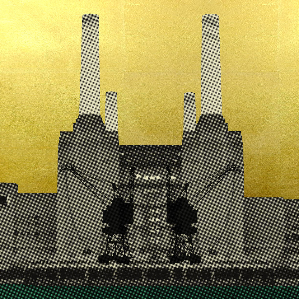 Jayson Lilley - Battersea Power Station