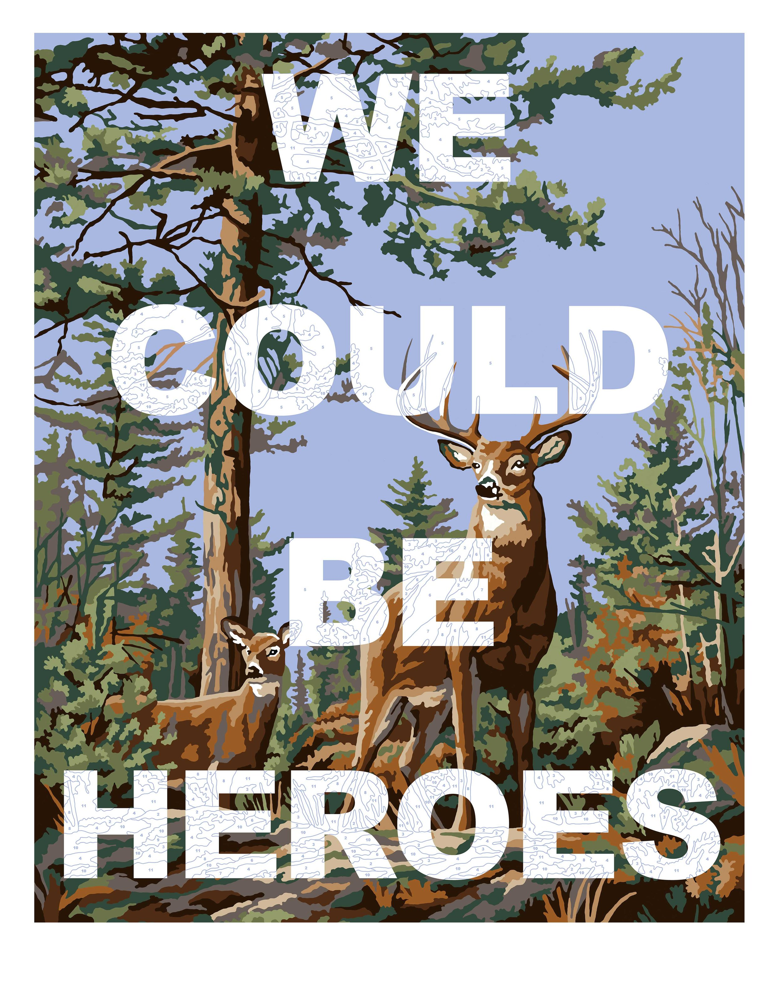 We Could Be Heroes by Benjamin Thomas Taylor