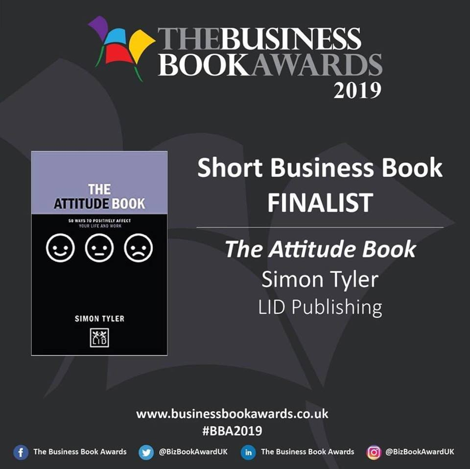 GET HOLD OF SIMON'S BEST SELLING BOOKS — Simon Tyler