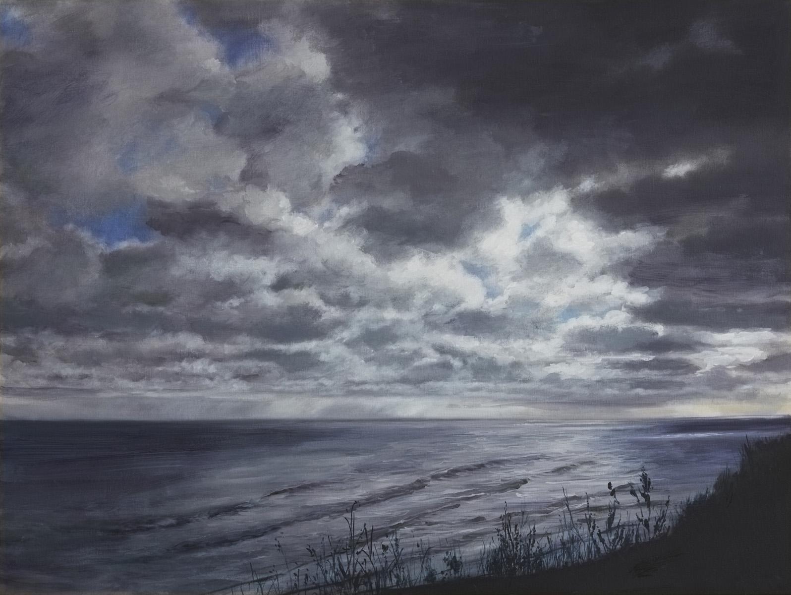 The North Sea, Happisburgh