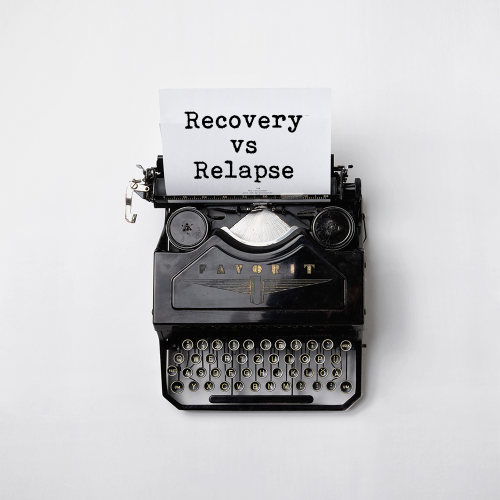 So What's The Problem With The Recovery vs Relapse Mindset? - Kelly Boaz, CNP