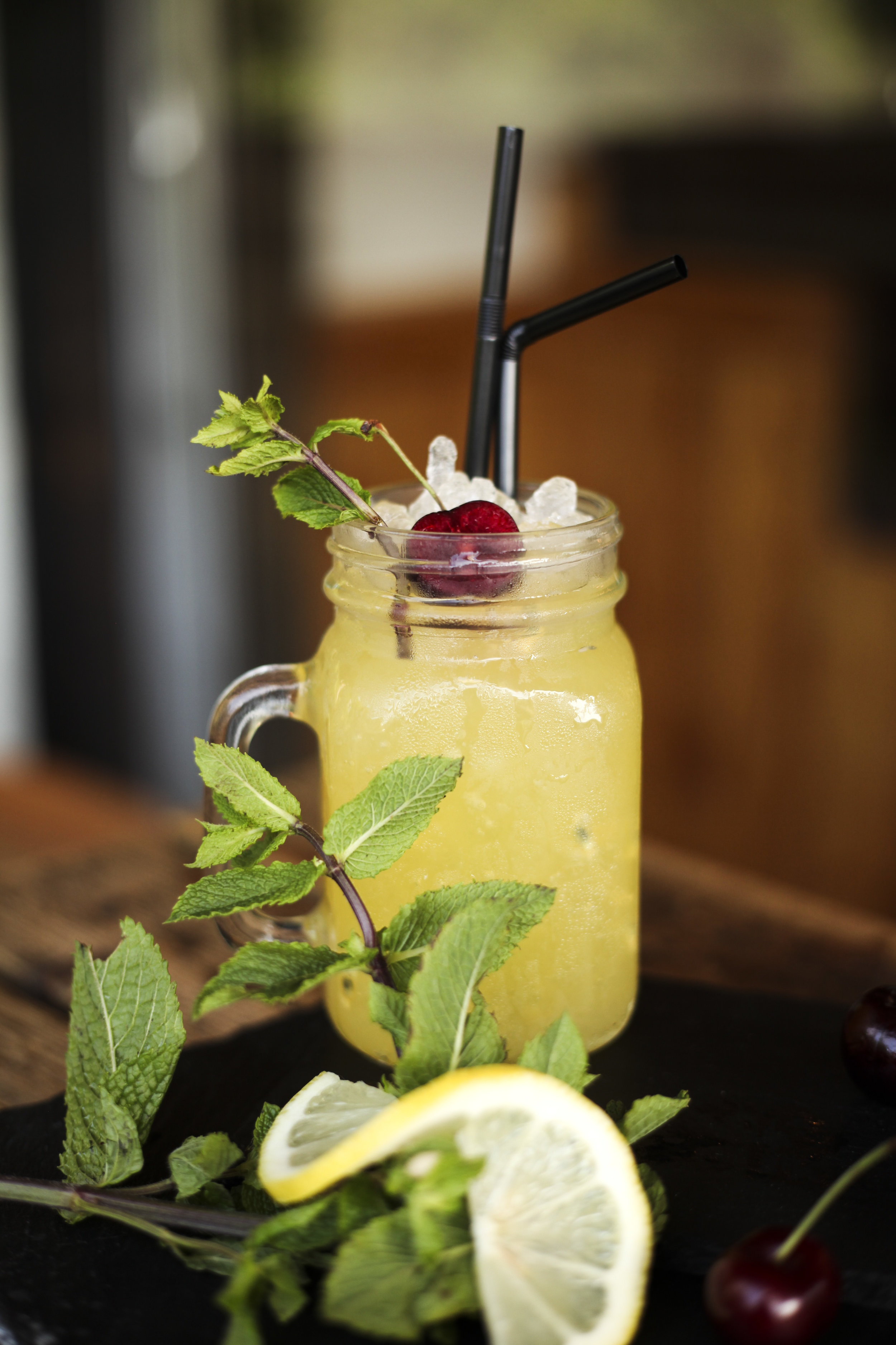 The Lighthouse boasts some of the most unique cocktails in Oxford. More than half of the cocktails on our menu of 50 mixed drinks are creations of our bar team.