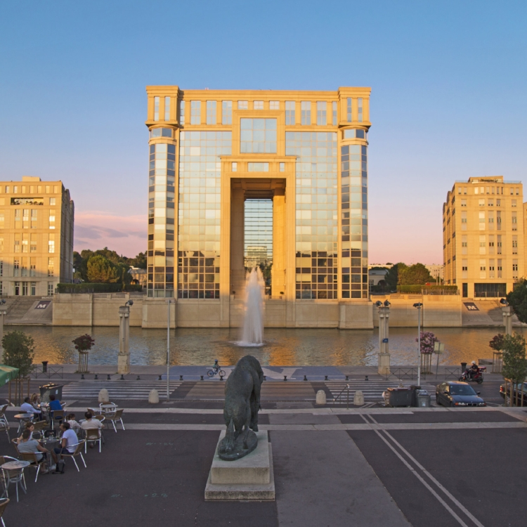Travel Guide Booking.com - MONTPELLIER