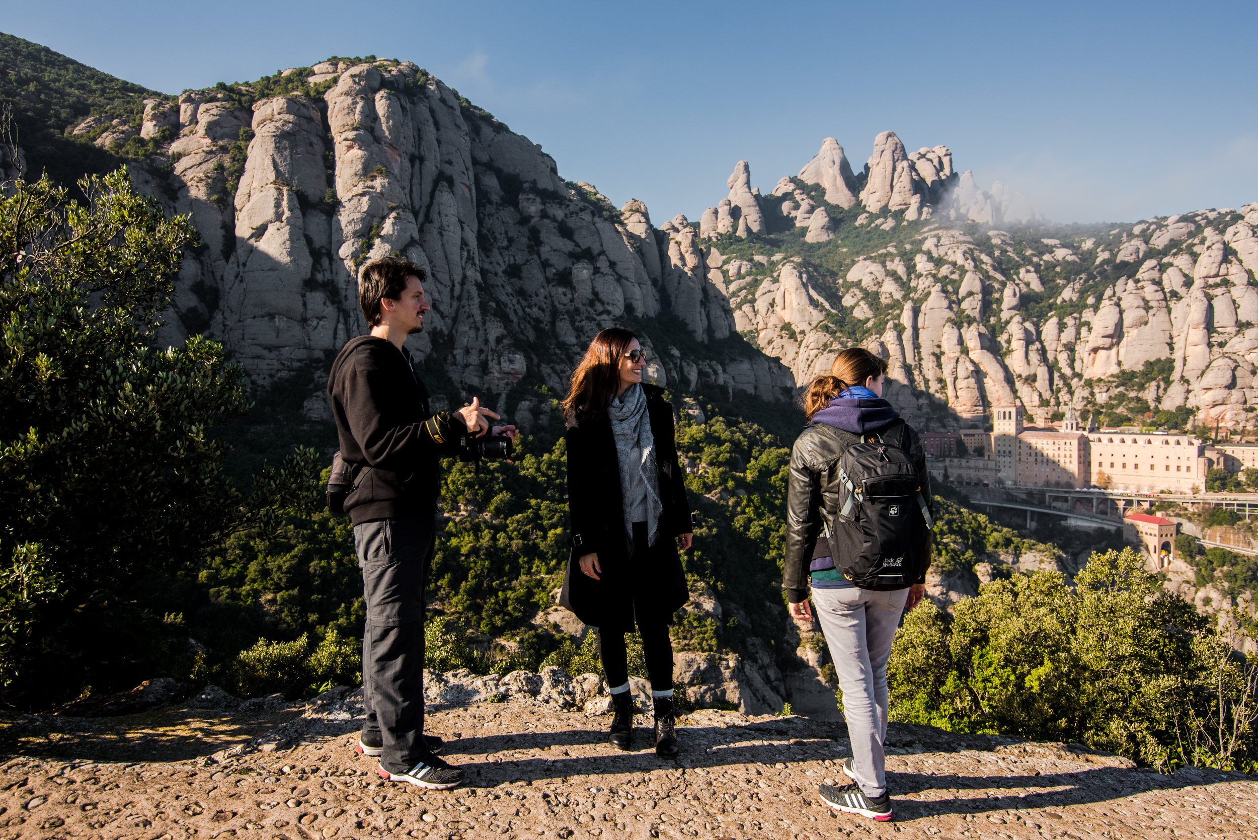 Withlocals  Day-trip to Montserrat with Florenta ( Live Life Barcelona )