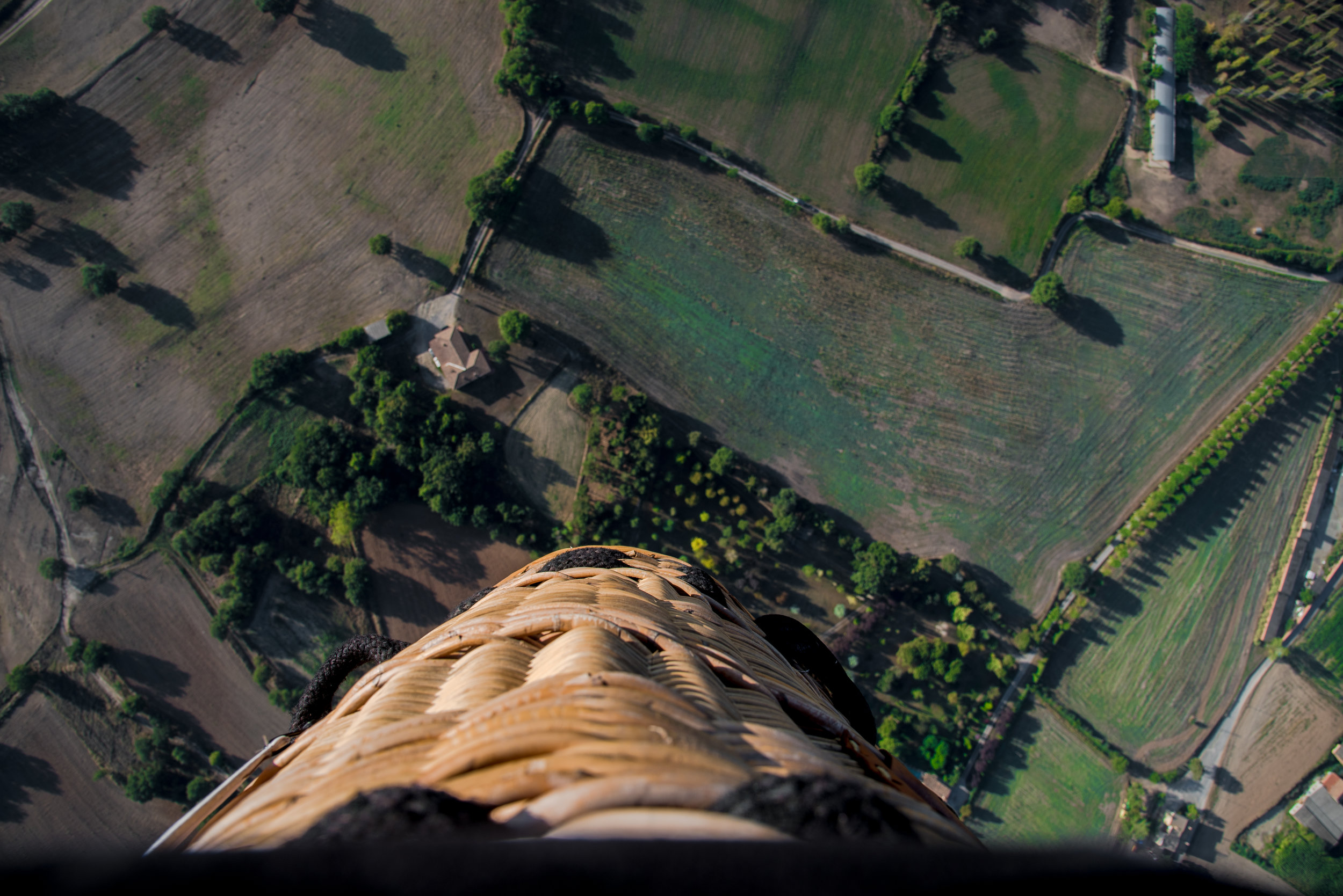 MeetJune  Air-balloon trip over Catalonia with Sebas ( Globus Barcelona )