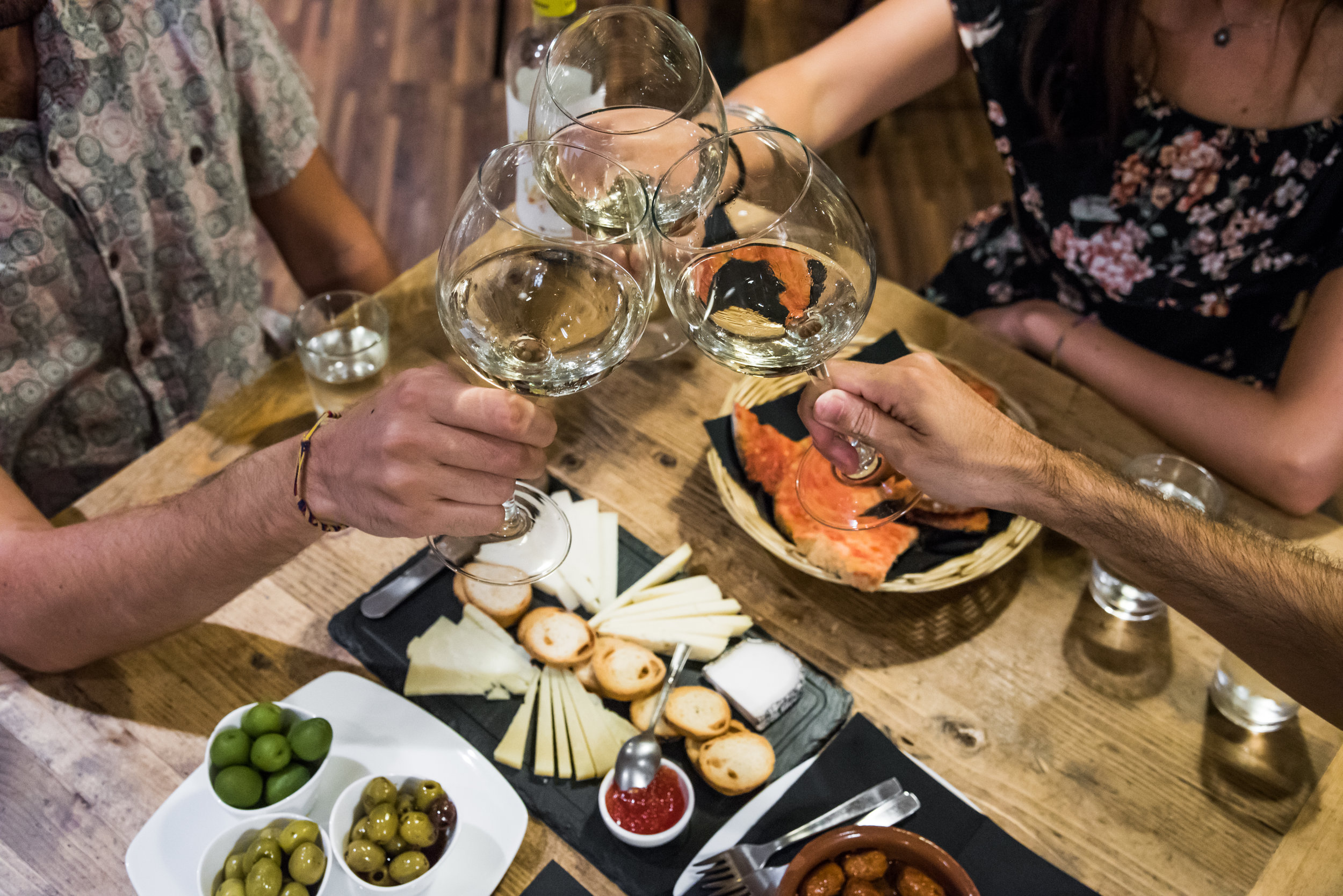 MeetJune  Gastronomy tour in Barcelona ( Foodie&Tours )