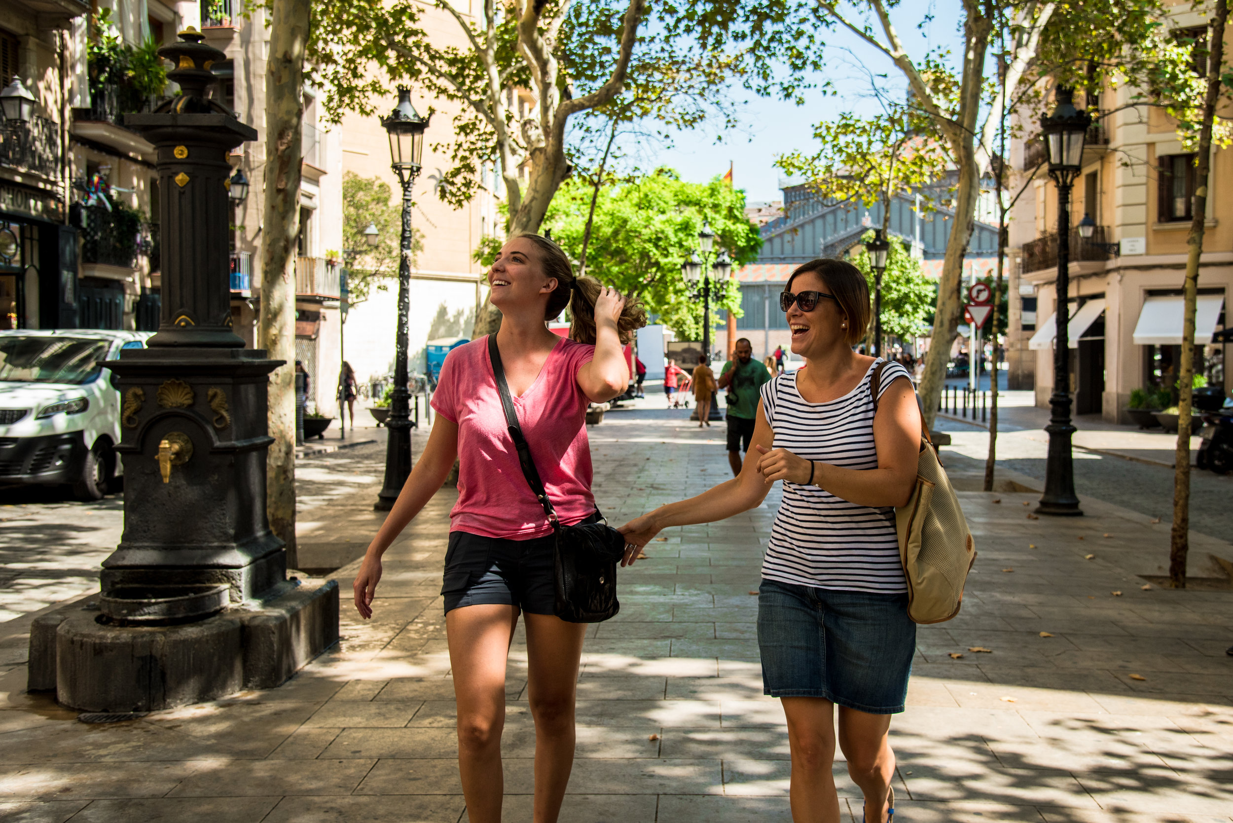 MeetJune  Foodie tour in Barcelona with Mireia ( Foodie&Tours )