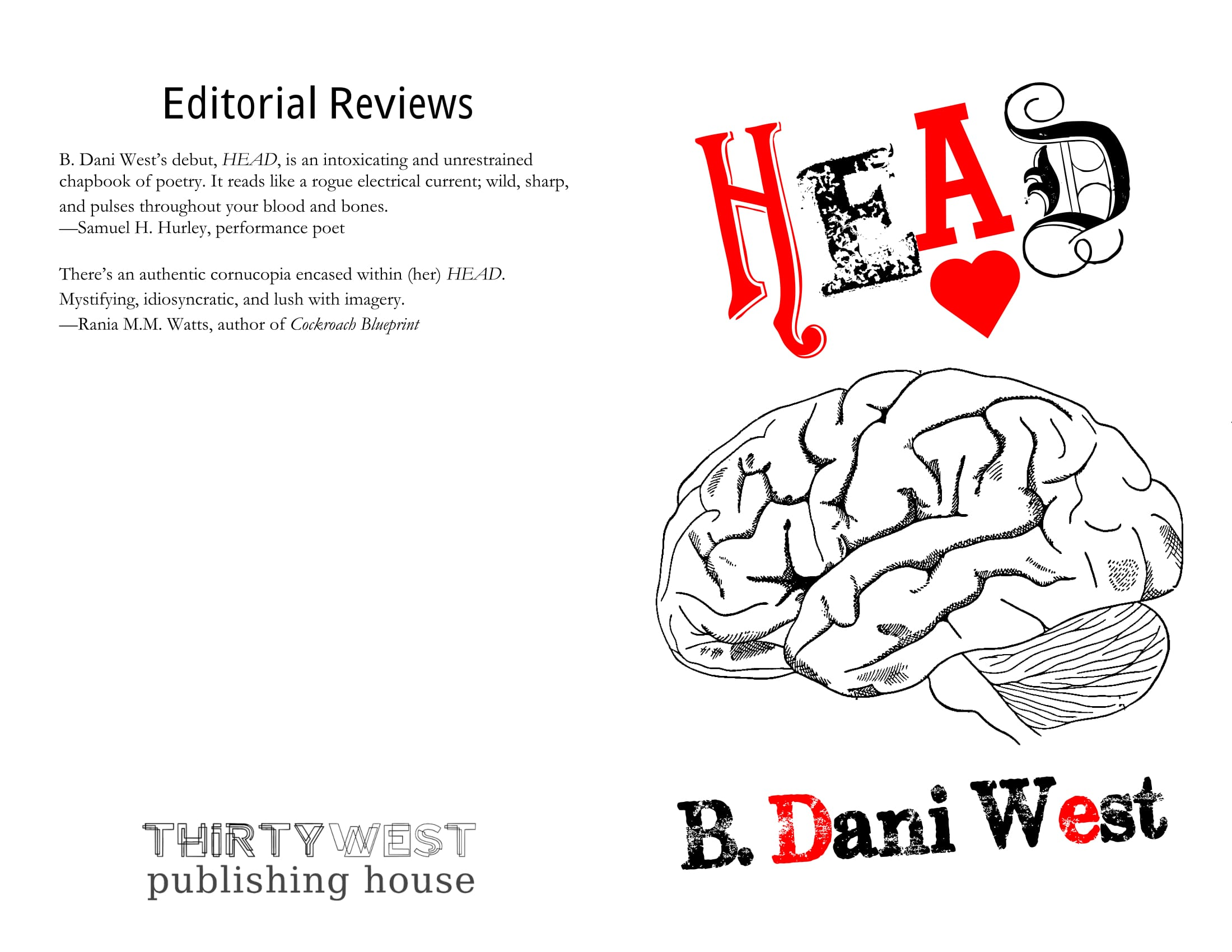 - Wondering what goes on in her HEAD? Some limited edition and many standards available!