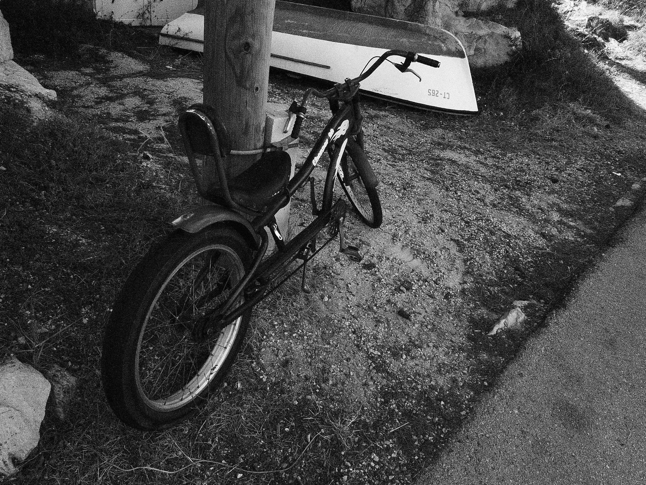No Biking