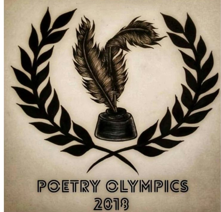 The inaugural, Instagram-exclusive Poetry Olympics begins on August 1st.