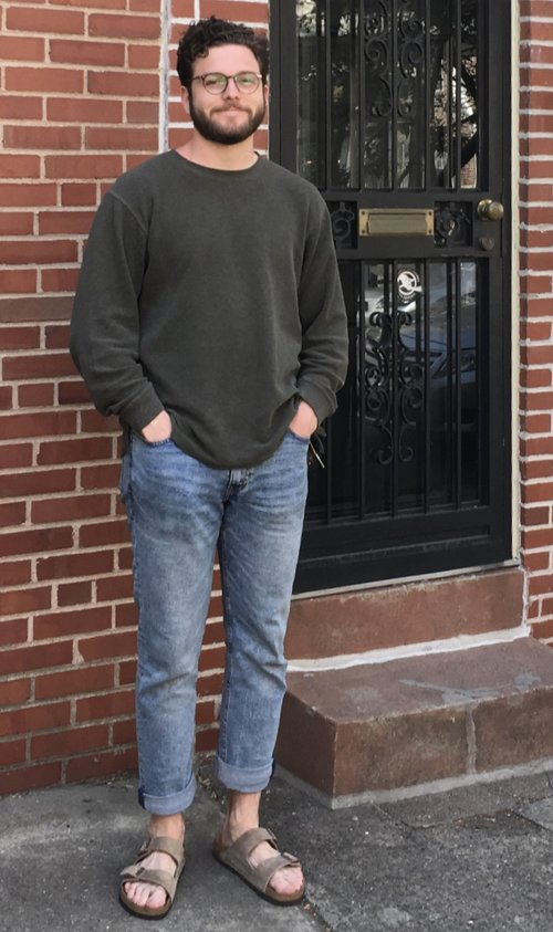 Nick McMenamin, Fiction Editor