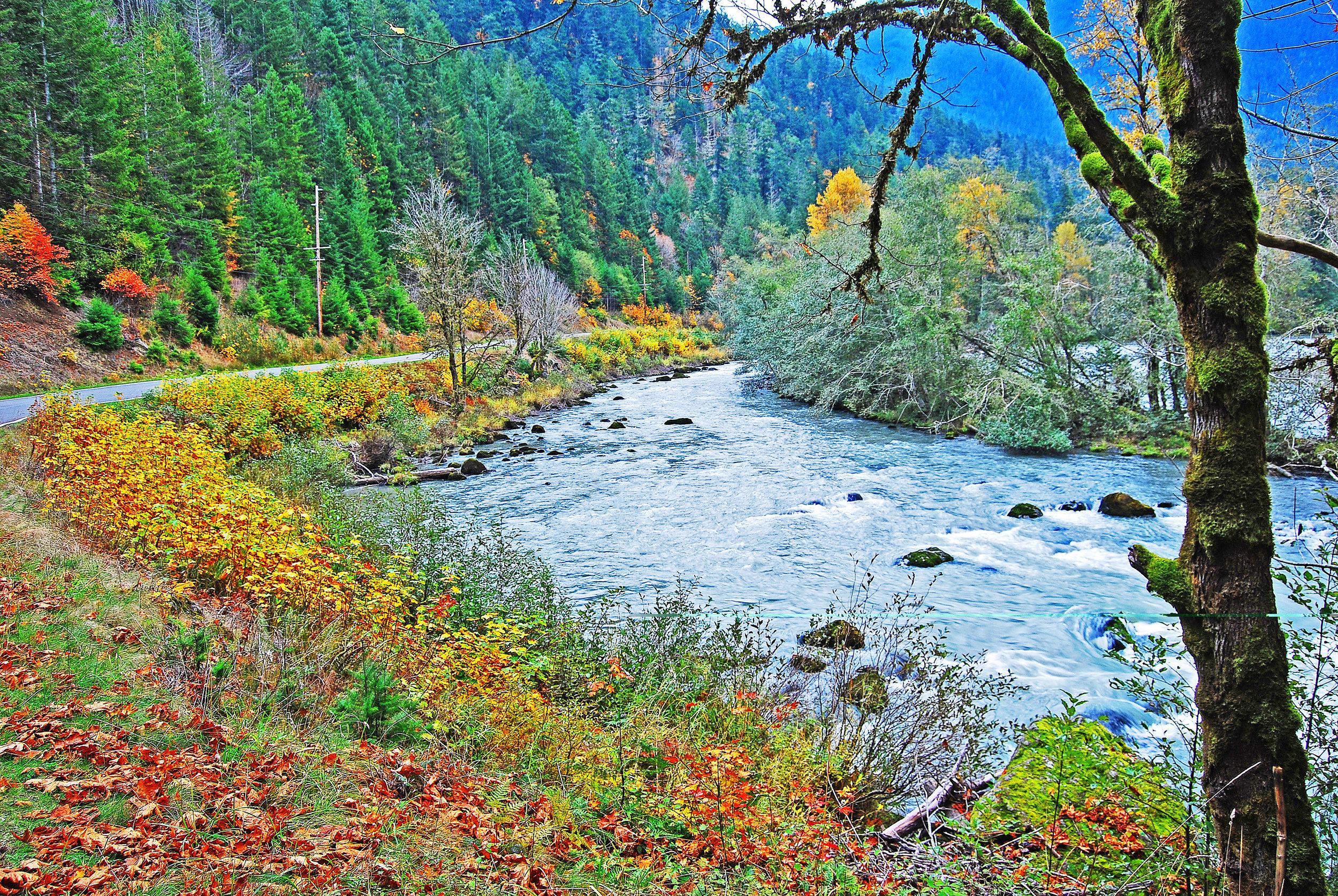 Clallam River