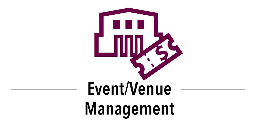 Event/Venue Management