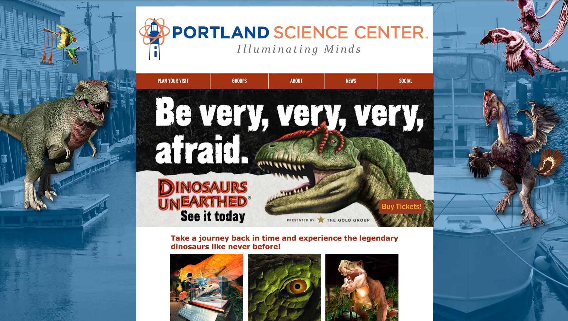 Portland Science Center