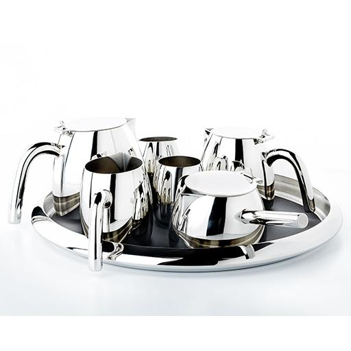 Coffee & tea set, Nedda El-Asmar & Erik Indekeu for Eternum