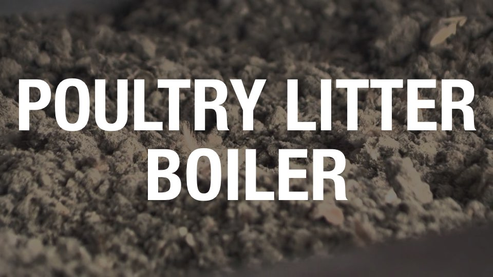 Poultry Litter Boilers