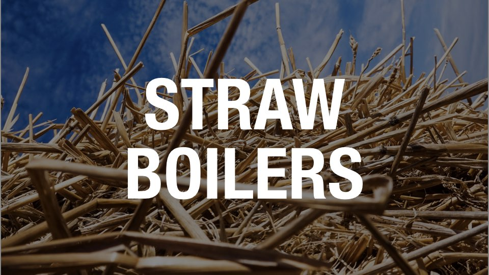 Straw Boilers