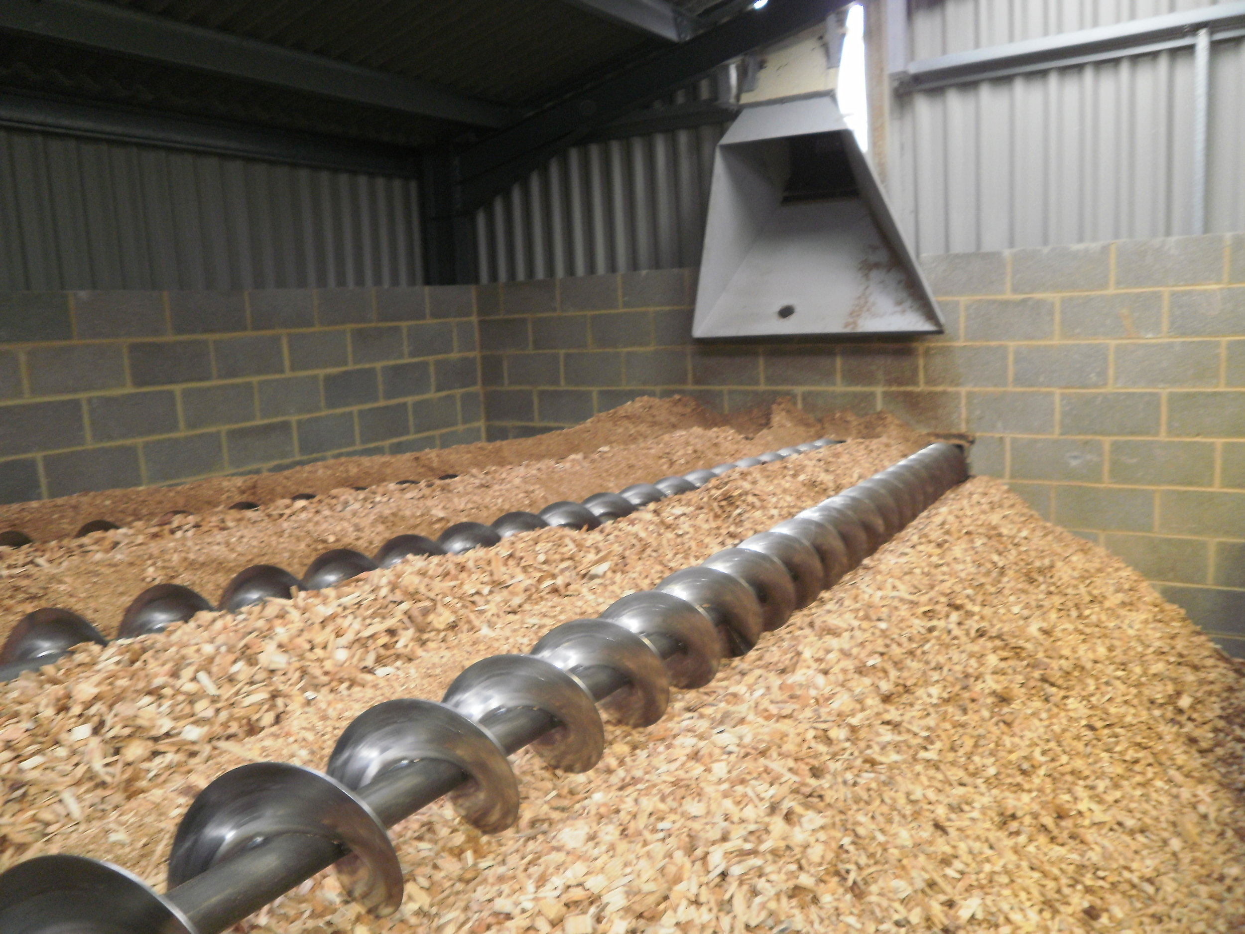 BIOMASS FUEL SYSTEMS - How we can help biomass boiler owners.