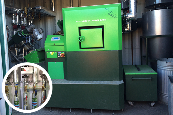 Smart Biomass Boiler Repair, Service & Maintenance