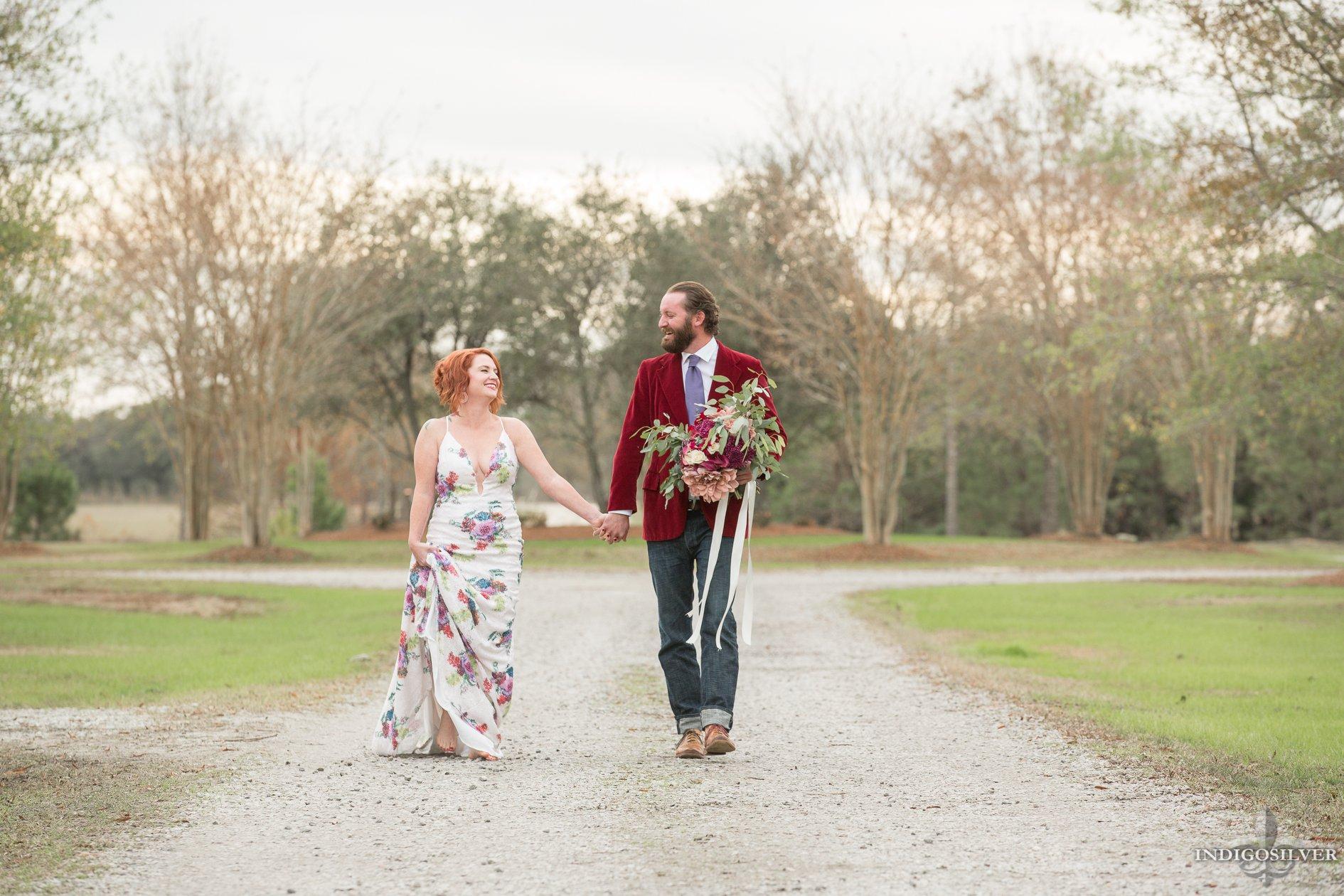 Wilmington farm wedding venue