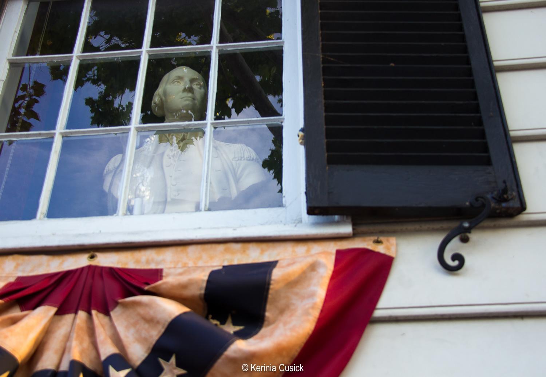 George Washington's Town Home