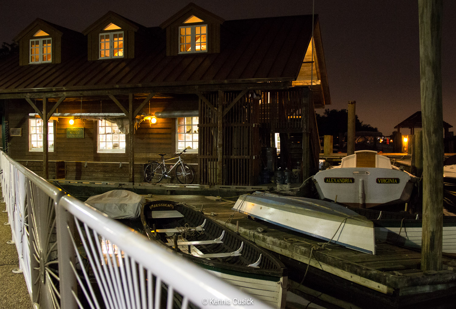 Alexandria night boat house.jpg