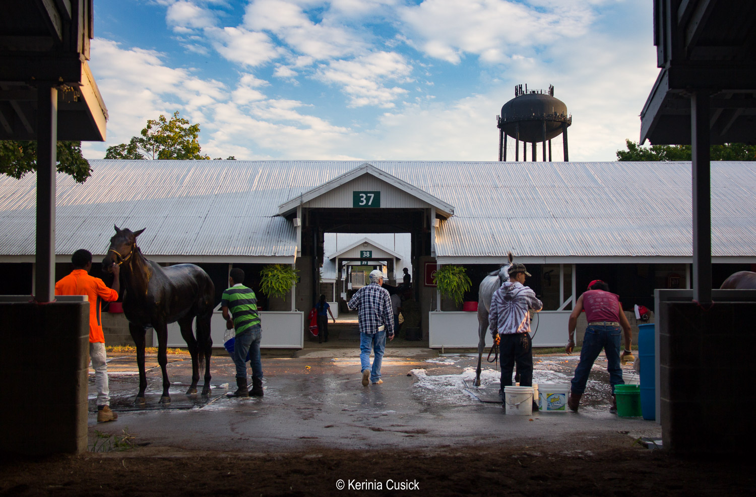 keeneland wash down.jpg