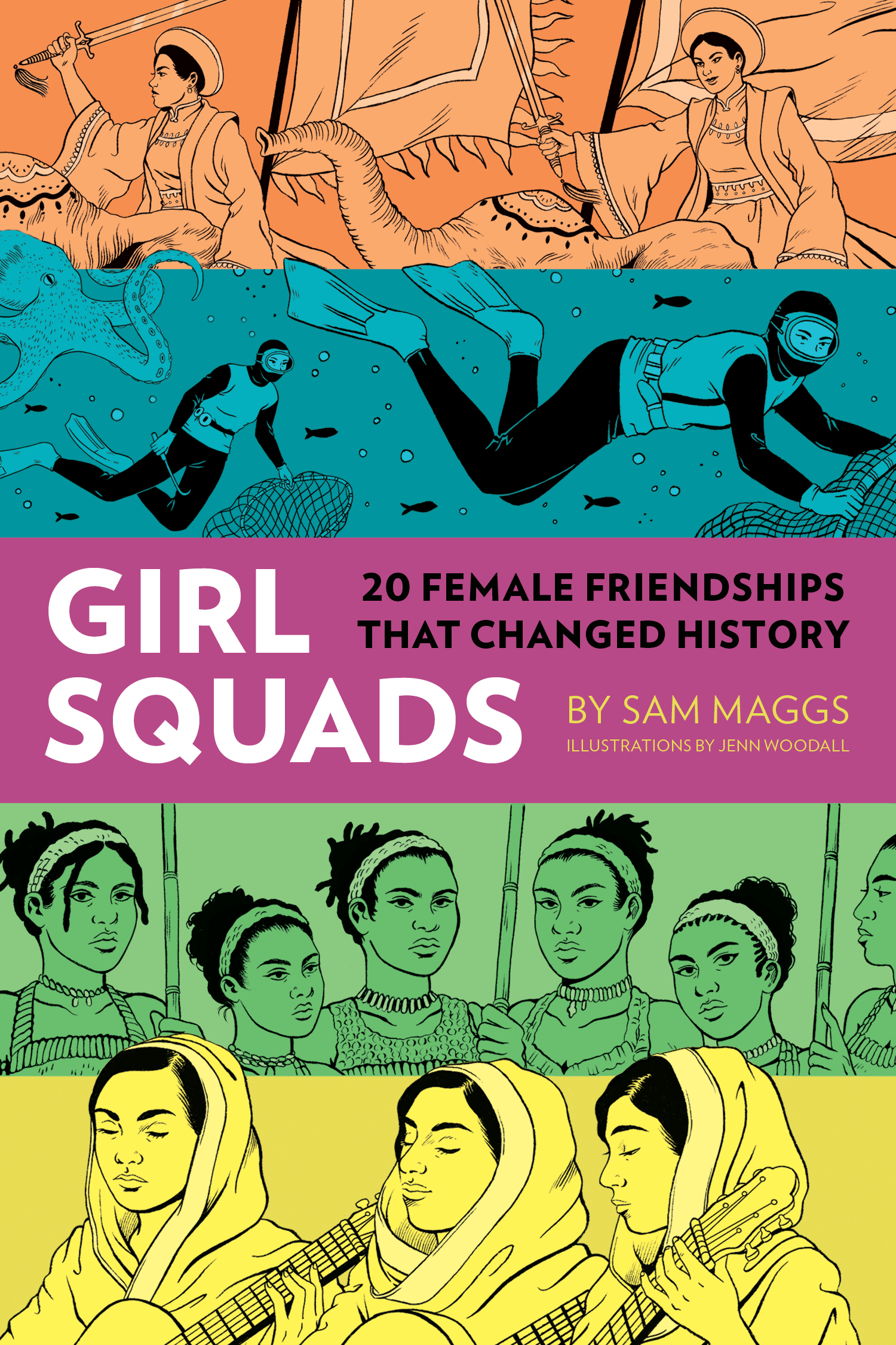 GIRL SQUADS by Sam Maggs.jpg