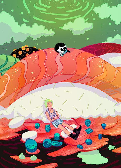 sushi-mountain-illustration-yao-xiao.jpg